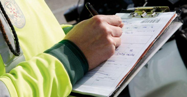 Cómo recurrir multas de tráfico