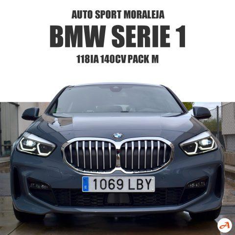 BMW Serie 1 118iA 140cv Pack M