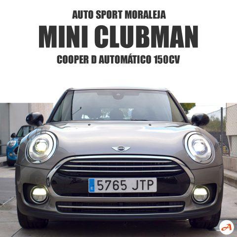 Mini Clubman Cooper D Automático 150cv