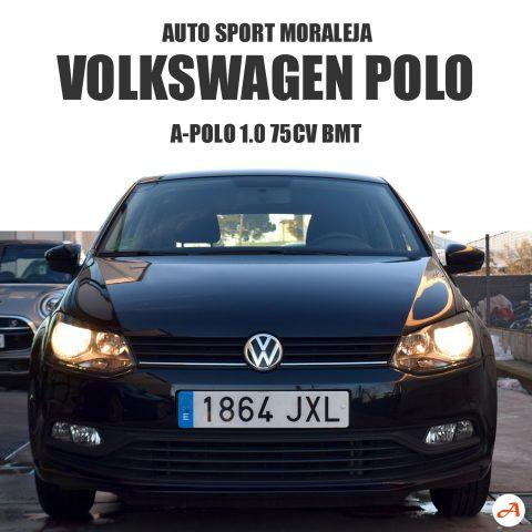 Volkswagen Polo A-Polo 1.0 75cv BMT