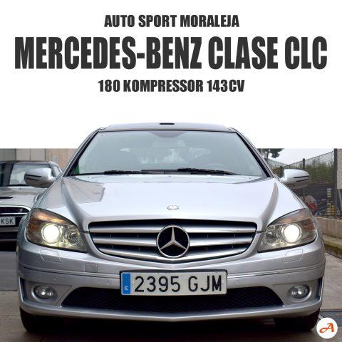 Mercedes-Benz Clase CLC 180 Kompressor 143cv