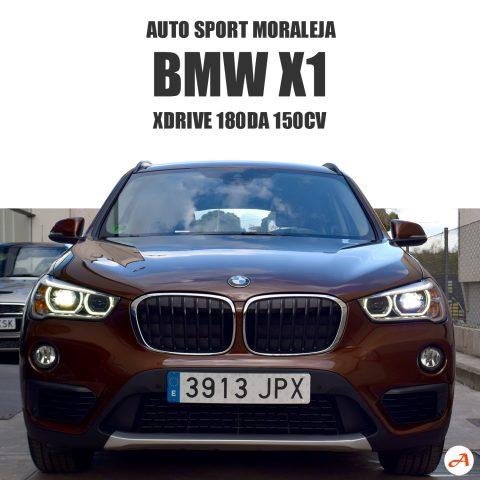 BMW X1 Xdrive 180dA 150cv