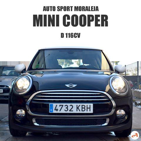 Mini One D 116cv