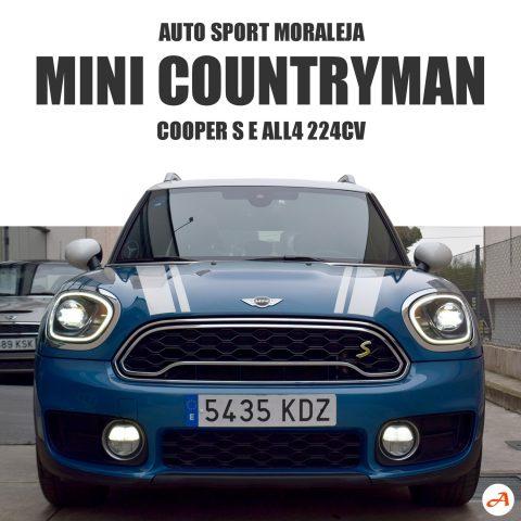 Mini Countryman Cooper S E All4 224cv