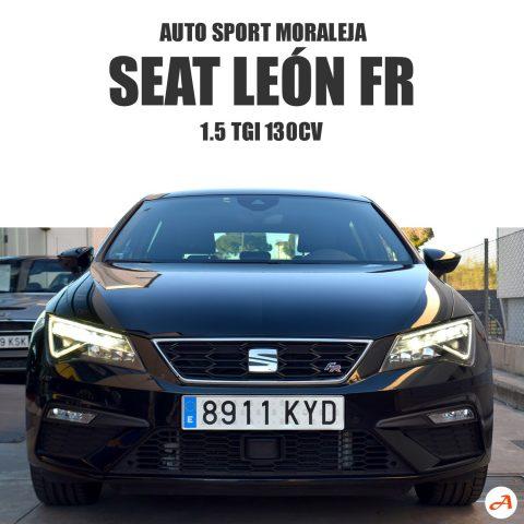 SEAT León FR 1.5TGI 130cv