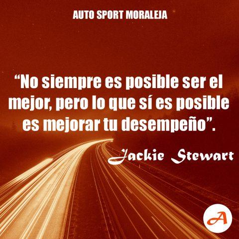 Frases del Motor - Jackie Stewart